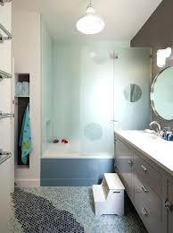aqua glass tub aqua glass shower door contemporary bathroom also accent wall floor tile floor tile aqua glass tub aqua glass tub surround