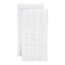 White peg boards Wood White Pegboard Pegboards White In In White Pegboard Menards Pinterest White Pegboard Hamham