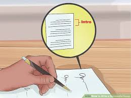 how to write a successful essay steps pictures wikihow image titled write a report quickly and painlessly step 5
