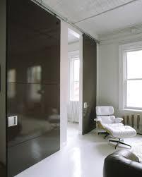 modern barn doors. Modern Barn Doors Living Room With Sliding Door Chocolate A