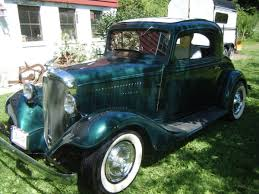 Folks Of Interest - 33-34 chevy coupe picture thread | The H.A.M.B.