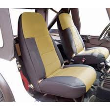 neoprene front seat covers