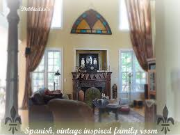 Spanish style, Old World home decor