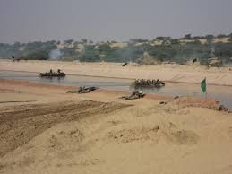 perspective  indian army   canal crossing operations  photo essay infantry crossing the river to establishment bridgehead