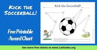 Football Reward Chart Free Printable Bedowntowndaytona Com