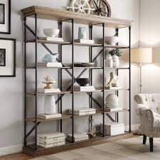 Barnstone Cornice Triple Shelving Bookcase by iNSPIRE Q Artisan - Free  Shipping Today - Overstock.com - 17080108
