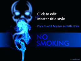 por themes no smoking template really cool powerpoint templates professional