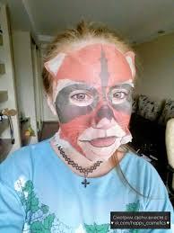 M : Exclusive color-Change collagen Facial Mask