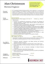 Engineering Resume Examples – Rekomend.me