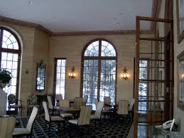 muttontown country club interior walls faux finish made to look like concrete block wall interior painting