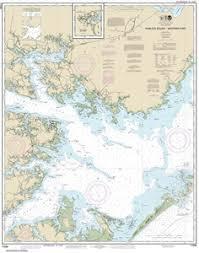 11548 Pamlico Sound Western Part Nautical Chart