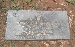 """John Thomas """"Johnnie"""" McClure, Jr (1914-1989) - Find A Grave Memorial"""
