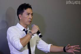 donnie yen young. Fine Donnie Martial Arts Master Donnie Yen Qu0026A And Film Screening Inside Young N