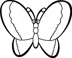 Butterfly Toddler Coloring Pages 5312 Toddler Coloring Pages