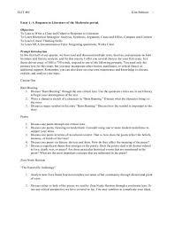 elit c kim palmore essay a response to literature of the  photo 4 of 12 elit 48c kim palmore 1 essay 1 a response to literature of the modernist period