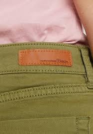 <b>TOM TAILOR DENIM CAJSA</b> - Denim shorts - summer leaf green ...