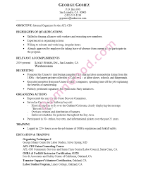 Objective For Education Resume No College Degree Resume Samples Archives Damn Good Resume Guide
