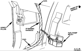 1996 chevy camaro rs getting fuel little gas fuel pump relay mech graphic
