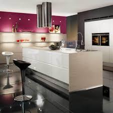 upper cabinet lighting. Kitchen, White Galley Kitchen Design Grey Wall Paint Mounted Range Hood Glass Front Upper Cabinet Lighting