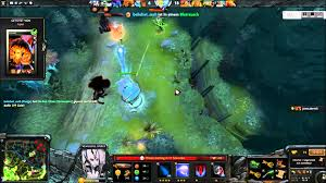 dota 2 center lock camera on hero champion youtube