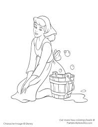 Check Out My Free Printable Cinderella