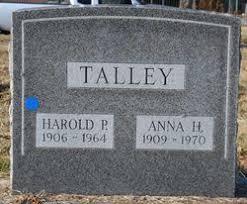 Harold Baldwin Talley (1906-1964) - Find A Grave Memorial