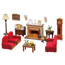 Awesome New Living Room Set Gallery Amazing Design Ideas Siteous - Swivel classy sylvanian families living room set