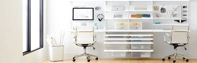 Pictures for the office Ratings Office Shelving Furniture Office Shelves Wall Shelves Home Office Ideas The Container Store