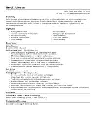 Nail Tech Resume Sample Feat Nail Tech Resume Sample Salon Manager ...