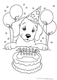 Birthday Coloring Page Mickey Mouse Birthday Party Coloring Pages