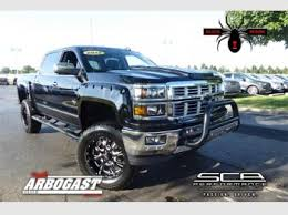 chevy trucks 2015 lifted. Plain Chevy Used 2015 Chevrolet Silverado 1500 4x4 Crew Cab LTZ With Chevy Trucks Lifted