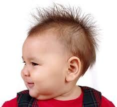 毛深い子は早産傾向 赤ちゃんの髪量が多い少ないはこう決まる