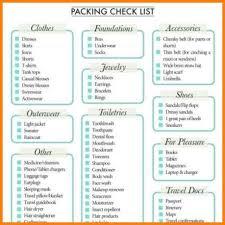5 Summer Vacation Packing List Phoenix Officeaz