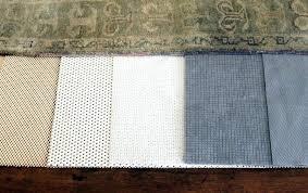 non slip rug pad for carpet rug pads for hardwood floors non slip area rug pad