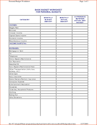 Free Home Budget Worksheet 028 Free Home Budget Spreadsheet Templates Template Ideas