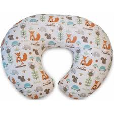 <b>Chicco</b> Boppy - <b>подушка для кормления</b> Modern Woodland купить ...
