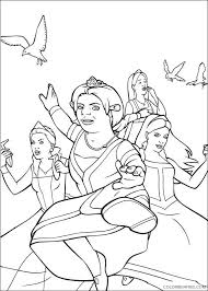 Small Picture Fairy Godmother Shrek Coloring Pages Coloring Coloring Coloring