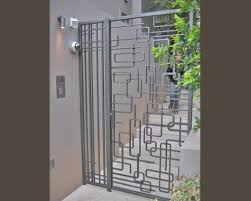Small Picture Contemporary Compound Gate Designs Stainless steel gate design