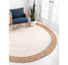 3 3 x 3 3 braided jute round rug