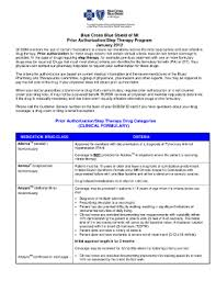 Bcbs Prior Authorization Form Michigan - Fill Online, Printable ...