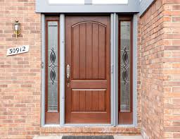 Entry Door Inserts Broken Window Glass Repair Front Lowes Single