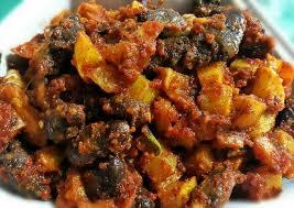 Bahan : 200 gr pete (cuci bersih). Resep Sambal Goreng Ati Kentang Santan Oleh Andin S Kitchen Cookpad