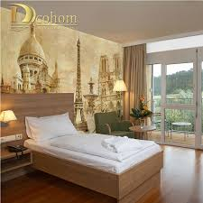 Paris Wallpaper For Bedroom Compare Prices On Paris Tower Bedroom Wallpaper Online Shopping