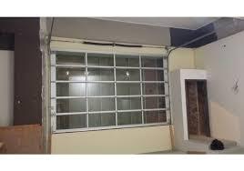 retractable garage door screen floors doors interior