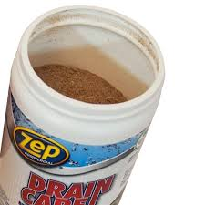 zep commercial enforcer zdc16 powder 18 oz drain care build up remover enzymatic cleaner zep drain cleaner73