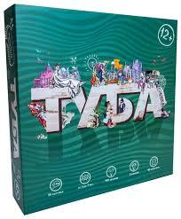 <b>Настольная игра STRATEG</b> Туба — купить по выгодной цене на ...
