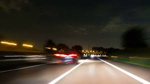 car driving on highway at night. Simple Driving Timelapse Of Car Driving On Highway At Night With Heavy Traffic And  Vehicles Trails POV Stock Video Footage  Videoblocks Inside On T