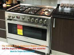 cooker service gas range repair stove repair image 4