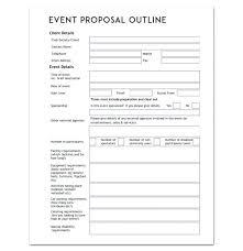 Sample Letter For Event Proposal Event Proposal Sample Puebladigital Net