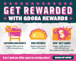 Qdoba Catering Flavorful Mexican Food For Any Event